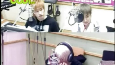 Kiss The Radio071015韩庚中国语,来来