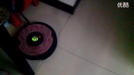 iRobot Roomba 增强模块 ROWALL(肉丸)03-4:穿越虚拟墙进入1区