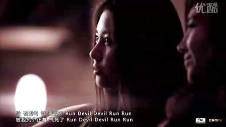 [MV]少女时代Run_Devil_Run(Story_Ver)(中韩双语字幕)