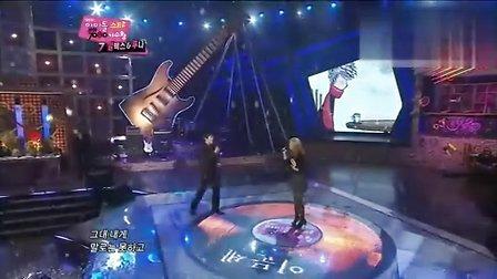 [联合制作]110204 MBC 偶像明星7080歌手王.全场中字