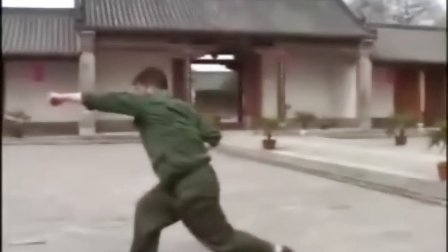 第三套军体拳动作分解教学-第四部