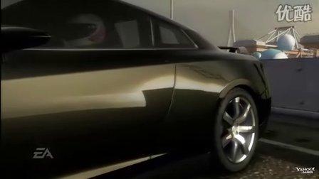 极品飞车 11 视频:Nissan 新 GTR PROTO