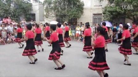 胡集靳楼广场舞、藕断丝连