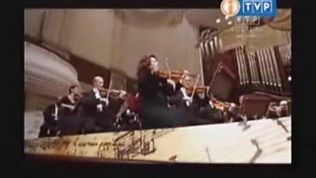 2005年肖邦国际钢琴大赛冠军Rafal Blechacz 决赛 肖邦第一钢琴协奏曲第一乐章(1)