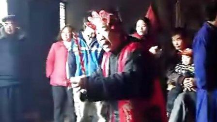 冷水江新化地区的庆菩萨.庆娘娘