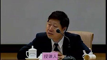 张瑞敏:海尔的管理学习和创新01 时代光华营销销售财务税务人力资源管理培训课程移动商学院讲座