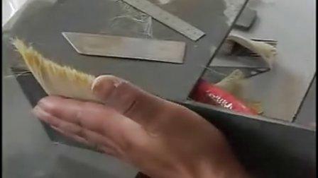 技能培训:毛笔的制作技术