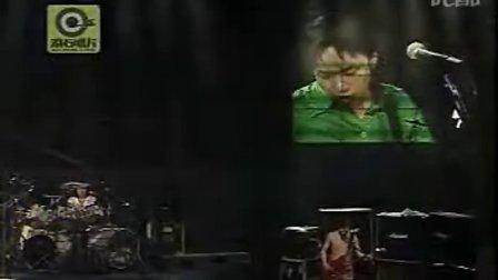 海阔天空 现场版 超感人96演唱会