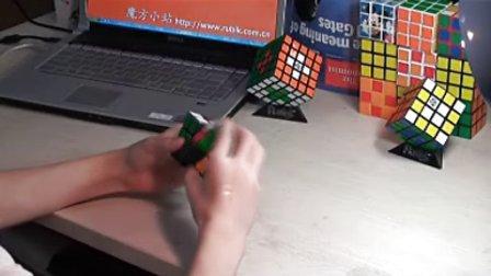 魔方小站魔方高级玩法视频演示f2l9slow