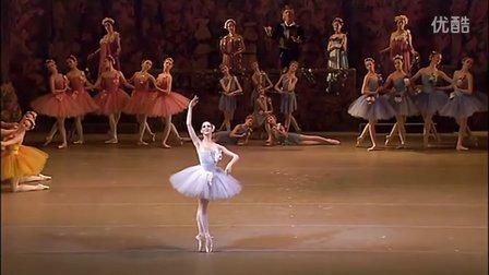 【唐吉尔看芭蕾】堂吉诃德Don Quixote 第二幕女变奏3(Mariinsky)