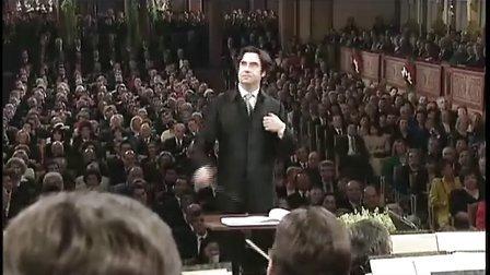2000年维也纳新年音乐会  穆蒂 指挥