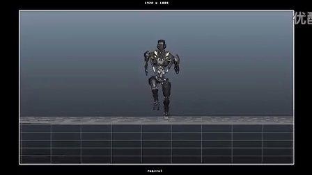 manibot机器人动画测试