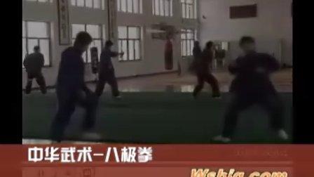 日本twellv访问孟村八极拳国际培训中心