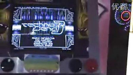 DDR十周年庆典:北京爱酷电玩——跳舞机5代调试现场