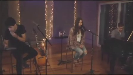 Carly Rose 參加 LIVE StageIt Event 92213
