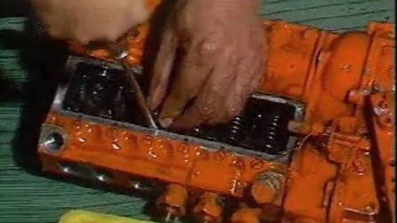 挖机维修喷油泵的检修