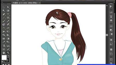 adobe illustrator  illustrator cs5 illustrator 排版 02