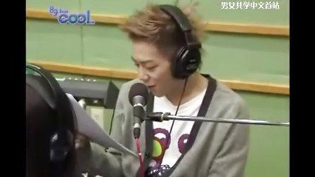 【CoedChina】101029 Kiss The Radio-男女共学Cut全场中字