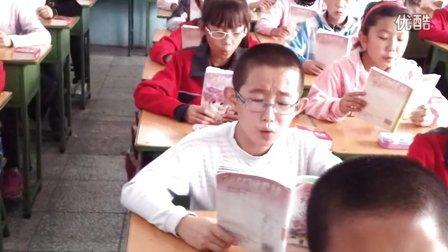 朗读课文苏教版小学五年级语文上册9《.西风胡杨》