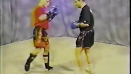 泰拳训练教程2