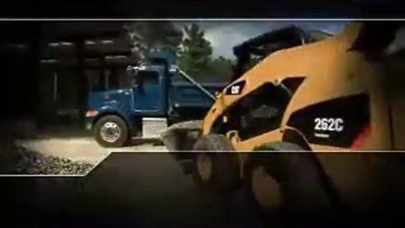 卡特滑移装载机 滑移视频(包括履带式滑移)