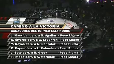 2009年4月4日Bellator Fighting Championship I 第九部分