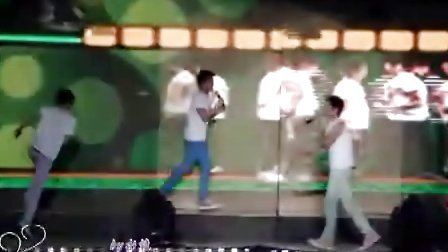 TVXQ 3rd Asia live Con in 南京-Hahahasong [我不管家族]
