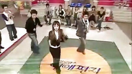 韩国裴涩琪《情书》复古Dance第六波