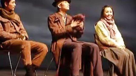 20100827 《生命的航海》舞台访谈-饭拍