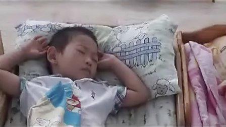 2010.08.30蒙二班午睡情况