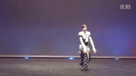 ASI HASKAL - BELLY DANCE  男性肚皮舞者