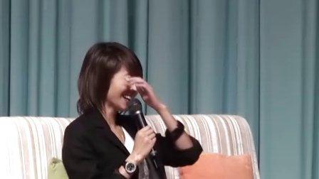 """朱丹与""""别样青春 花样女生"""""""