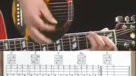 张文忠的民谣吉他经典教程6
