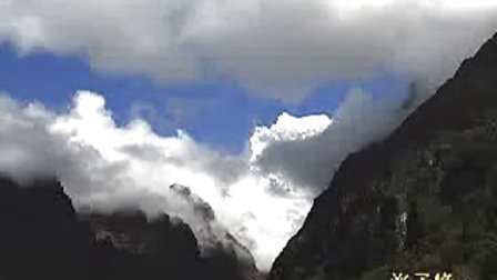 风光图片《世界高峰 — 干城章嘉峰、洛子峰、马卡鲁峰、卓奥友峰》