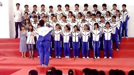 临沧市一中高二合唱比赛8