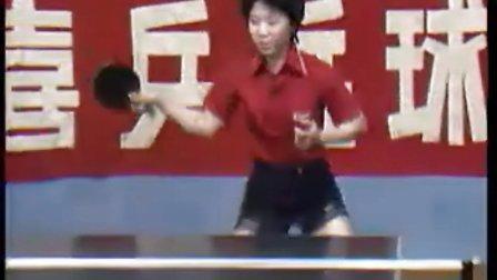 世界冠军教打乒乓球 Genglijuan