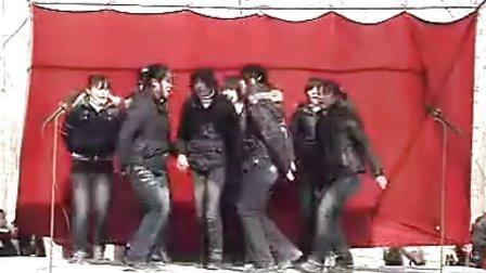 山东省郓城县中英文希望学校2009年元旦联欢会下集