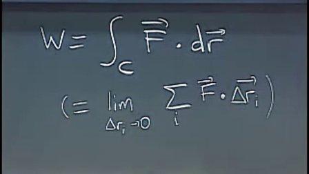 [多变量微积分:平面向量场的线积分].Lecture.19