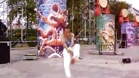 广州最牛跳绳强心,花样跳绳队111绝