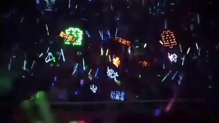 刘德华2008上海演唱会 8万人见证经典