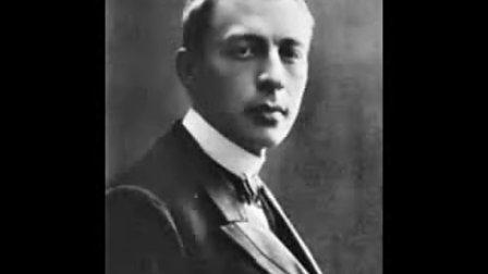 拉赫玛尼诺夫 拉赫玛尼诺夫第四钢琴协奏曲,G小调