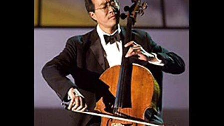 马友友用大提琴演奏帕格尼尼第24随想曲