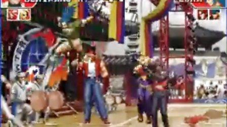 拳皇97教授级搞笑视频讲解