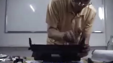 惠普5200系列硒鼓加粉视频详解(二)