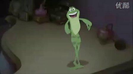 迪斯尼09动画大作《公主和青蛙》预告片