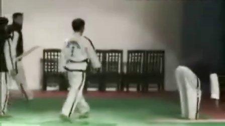 北朝鲜跆拳道!