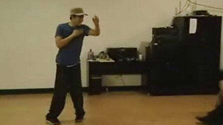 TONY TRAN的FREESTYLE 来自美国最佳舞团Kaba modern