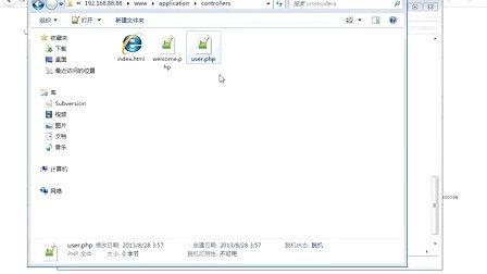 兄弟连php视频教程CI框架02.CI中控制器controller php培训