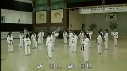 【侯韧杰  TKD  教学篇】之 跆拳道教学大观