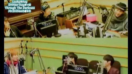 【OC】110118.Kiss The Radio.一日DJ(Shinee-Key).全场中字